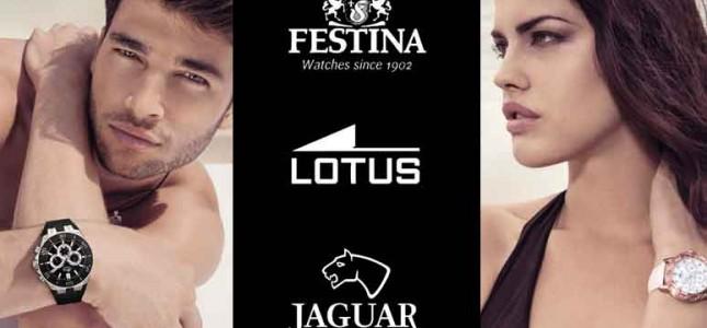Lotus, Festina y Jaguar